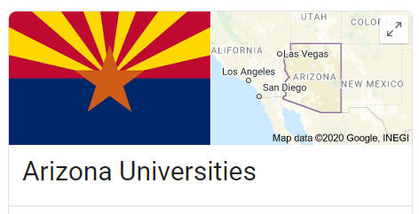 List of Arizona Universities