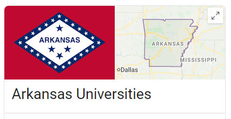 List of Arkansas Universities