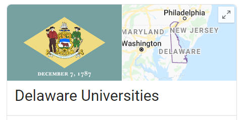 List of Delaware Universities