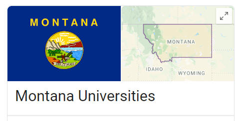 List of Montana Universities