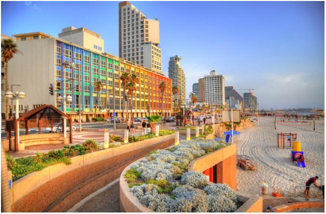 FLIGHTS, ACCOMMODATION AND MOVEMENT IN TEL AVIV