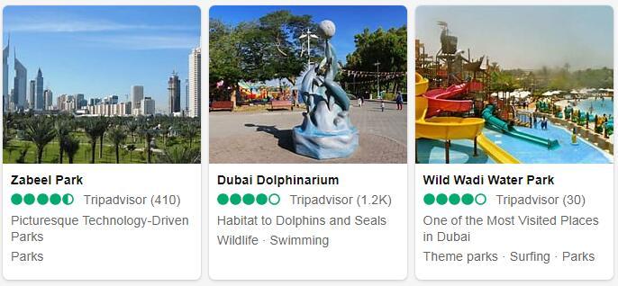 Dubai Vacation FAQ