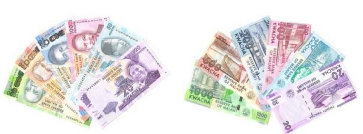 Kwacha banknote series from 2012