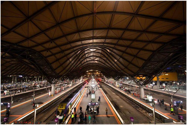 Melbourne - Southern Cross Station