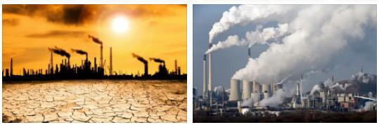Pakistan Ecological Problems
