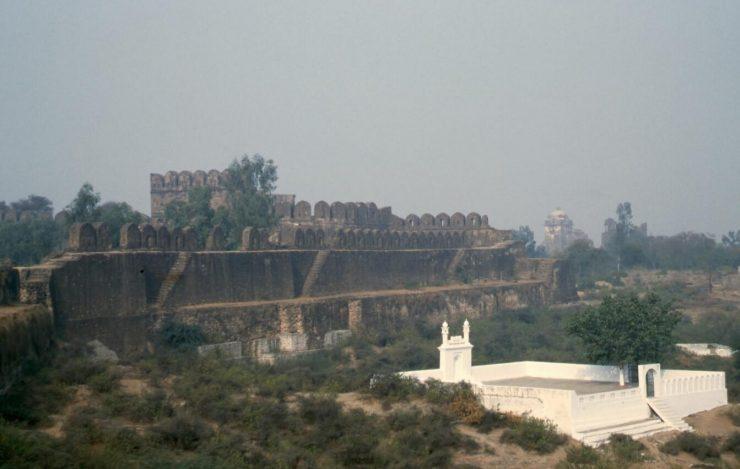 Pakistan Excursion destination Saltrange