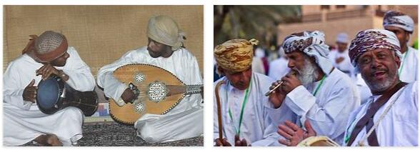 Music in Oman