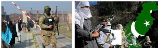 Pakistani fight against terrorism