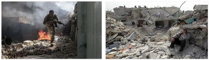 Syria Wars