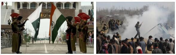 The Indo-Pakistani conflict