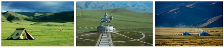 Mongolia Overview