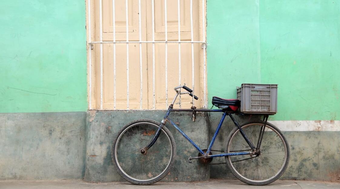 Cuba on Two Wheels