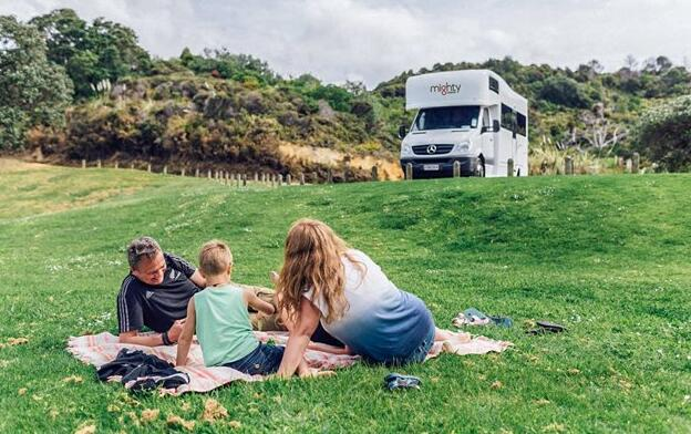 Family Trip in New Zealand