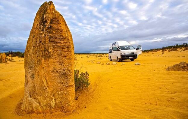 Motorhome Adventures in Western Australia