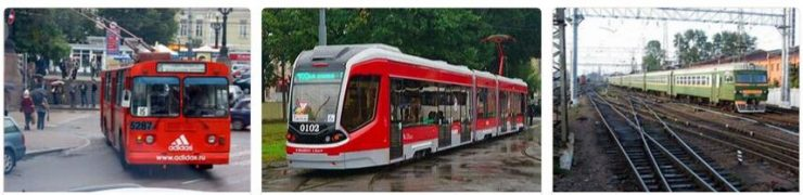 Russia Transportation