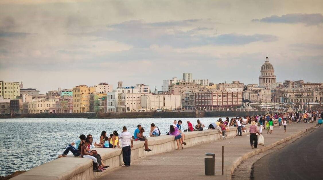 Three-Generation Trip to Cuba